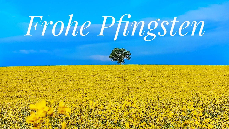 Pfingstgrüße 2017