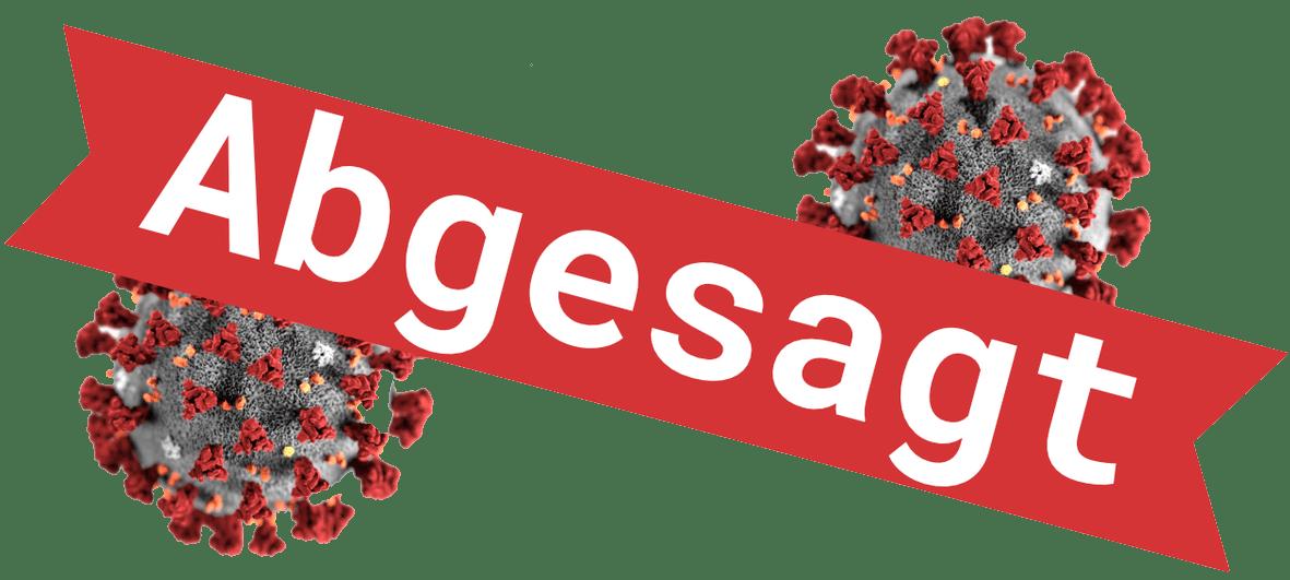 Absage der Vorstandssitzung vom 12.12.2020