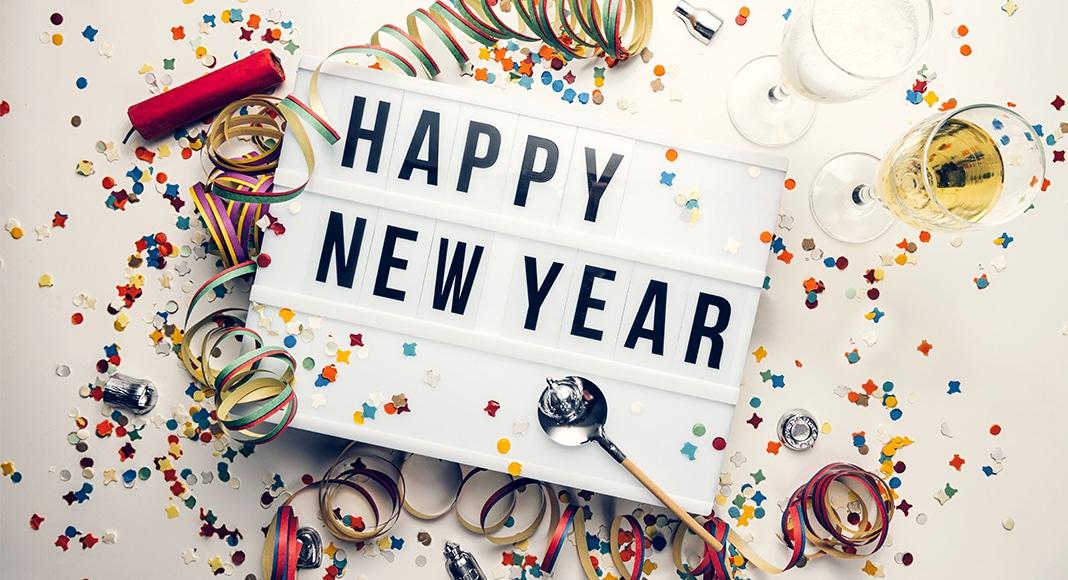 Neujahresgrüße